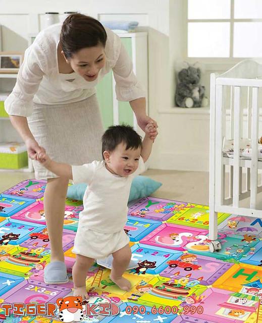 23303632179 c87f76d622 z Thảm chơi trẻ em 2 mặt hàng tốt nhất hãng Maboshi kích thước 1,8x2m T 569