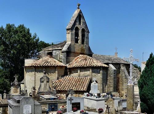 La Baume-de-Transit - Sainte-Croix