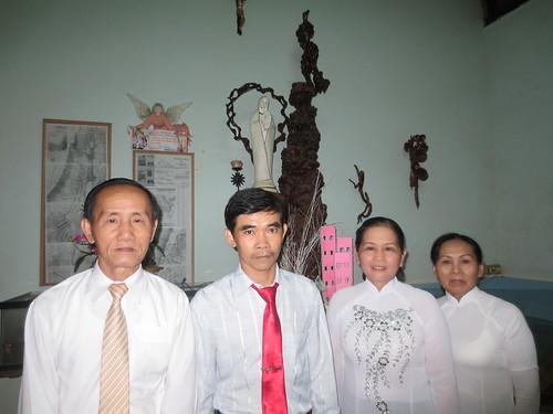 BPV Hiệp hội Lòng Thương Xót Giáo xứ