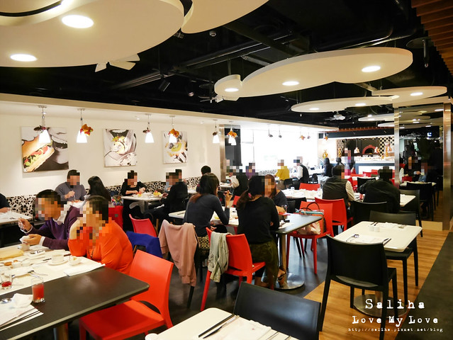 台北車站飯店午餐晚餐下午茶吃到飽凱薩飯店 (32)