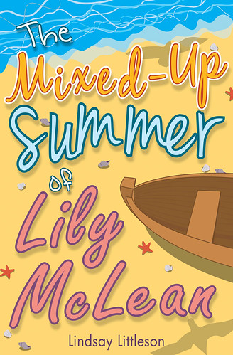 Lindsay Littleson, The Mixed-Up Summer of Lily McLean