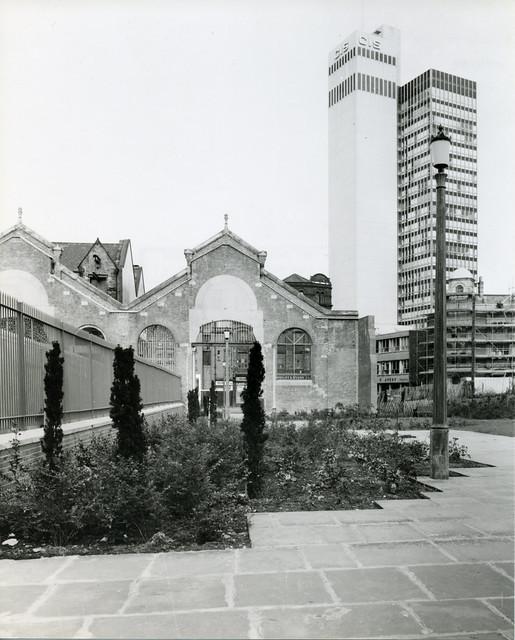 Old Smithfield Market 1985