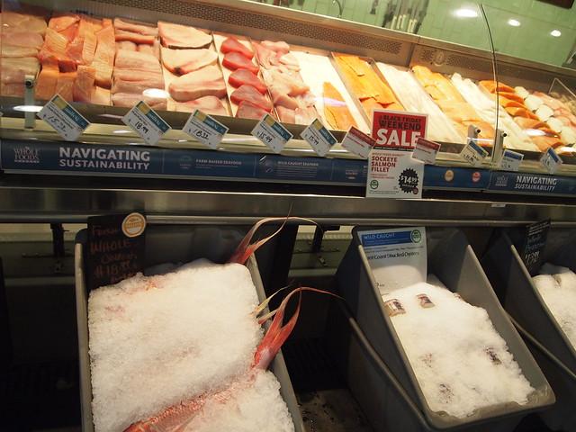 PB280478 WHOLE FOODS MARKET(ホールフーズ・マーケット) ハワイ カイルア店