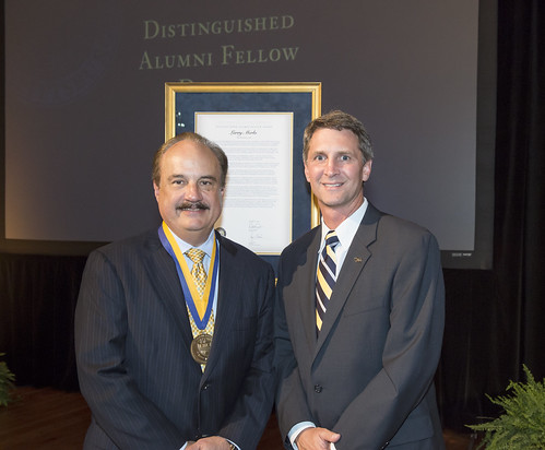 2016 - Homecoming: Distinguished Alumni Fellow Dinner Gallery
