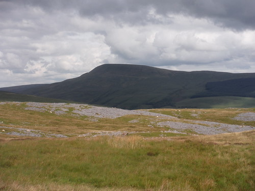 Fan Gyhirych, from Descent into Cwm Tawe