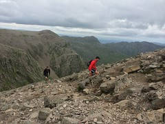 Recce day around Scafell Image