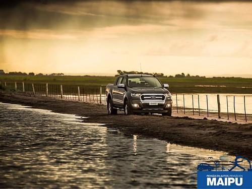 Salió el sol y el día está especial para salir a pasear en la Ford Ranger. En Maipu podes acceder a este y otros modelos con tasa 0% en 24 meses y bonificaciones increíbles! Consúltanos!