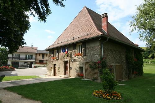 Mairie de Brié