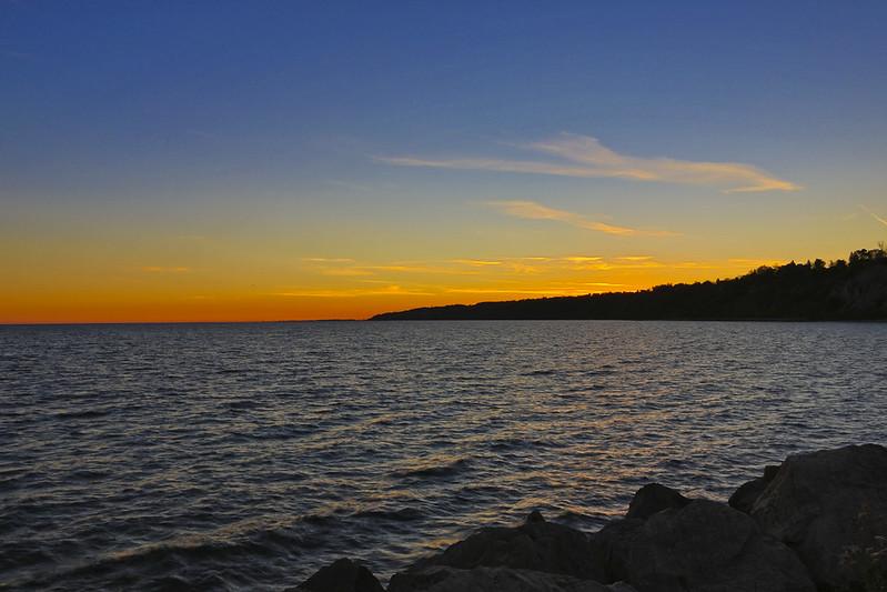 Sunset on the Ridge