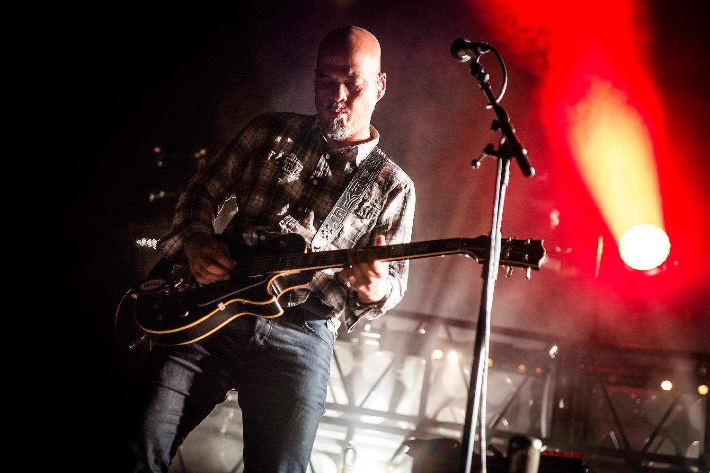Pixies @ Lotto Arena Antwerpen 2016 (Jan Van den Bulck)