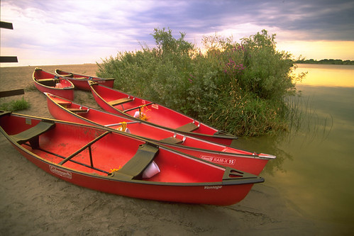 Darlington - Canoes