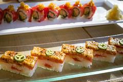 Miku Aburi Oshi Sushi and Red Wave