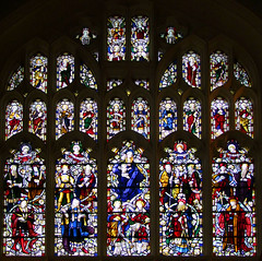 south aisle west window