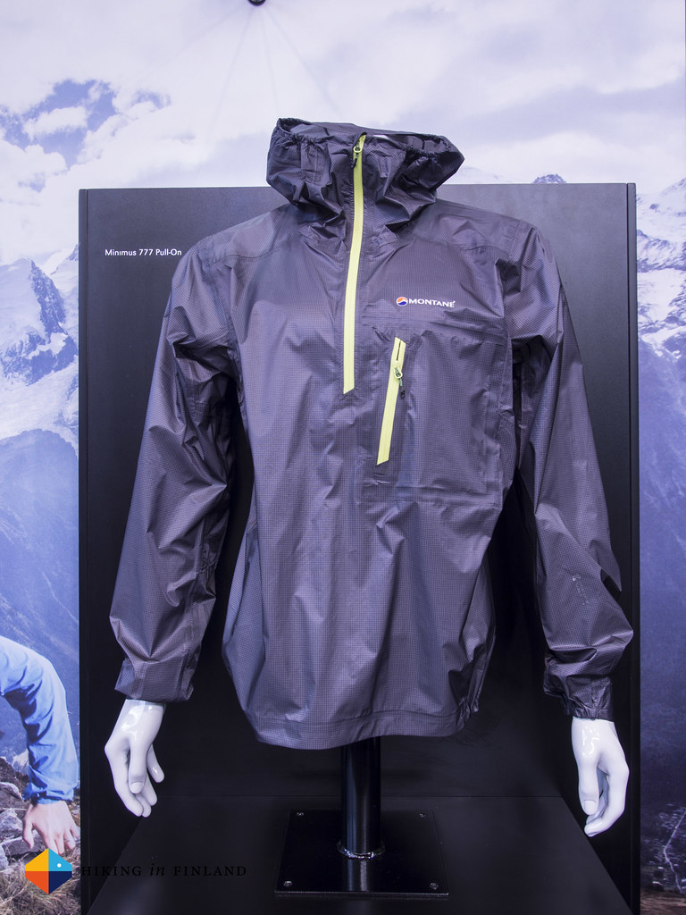 Montane Minimus 777 Pull-On