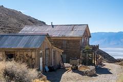 California - Cerro Gordo (ghost mining town)