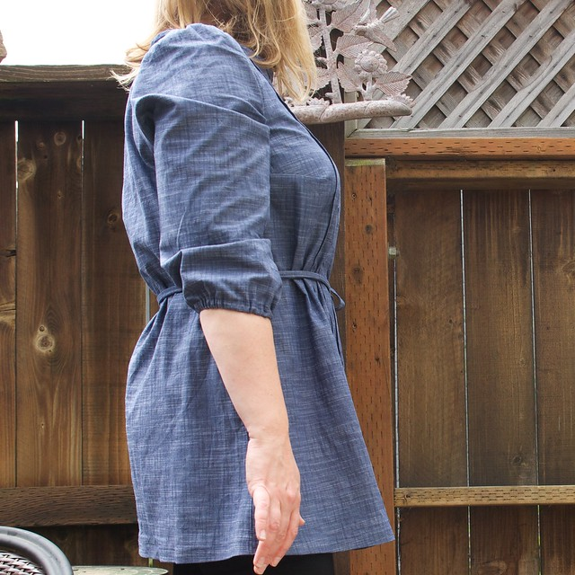 chambray Josephine_sideview