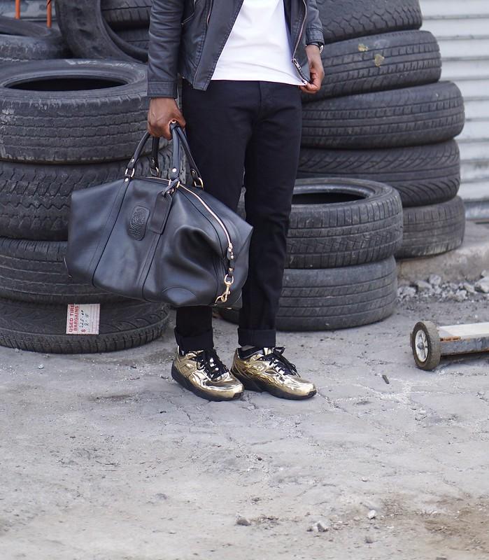 Style Society Guy All Black Menswear