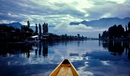 Kodachrome 1986 : Dal Lake, Srinagar