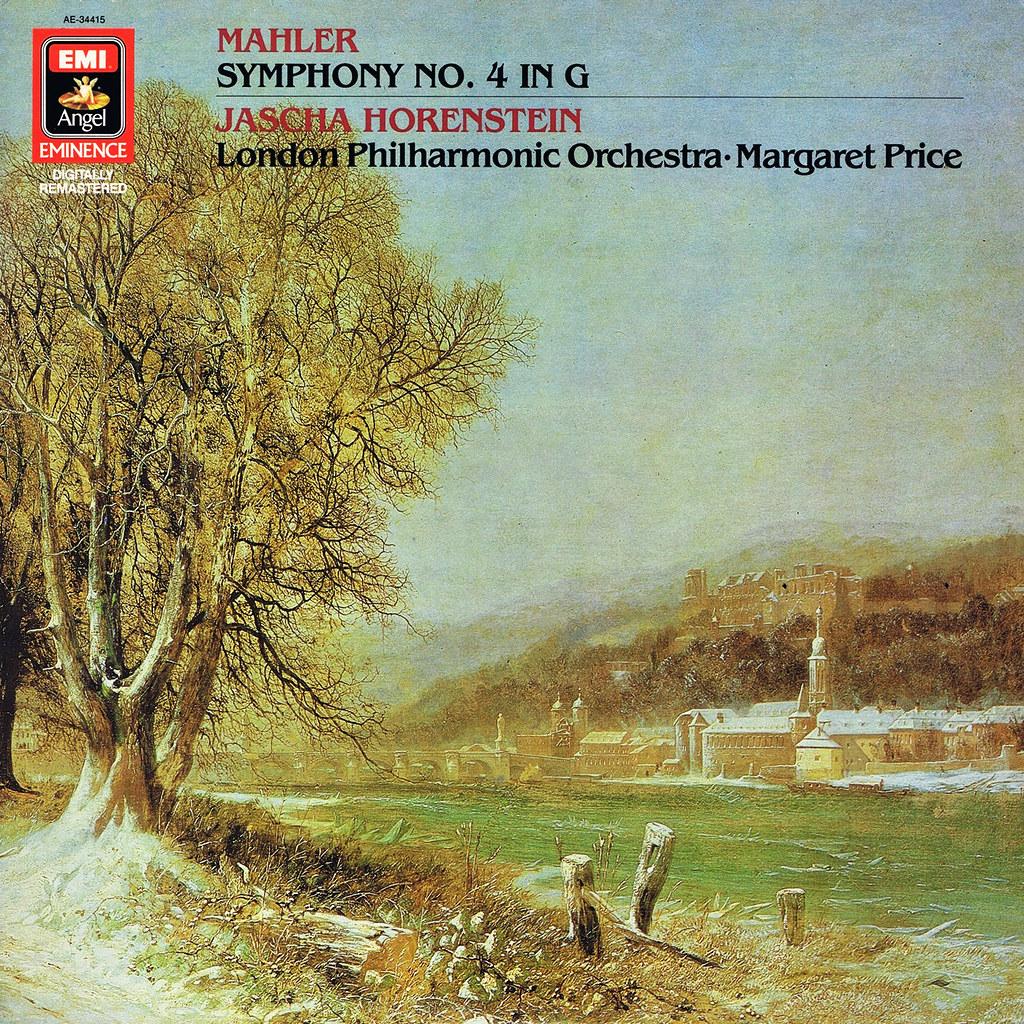 Gustav Mahler – Symphony No 4