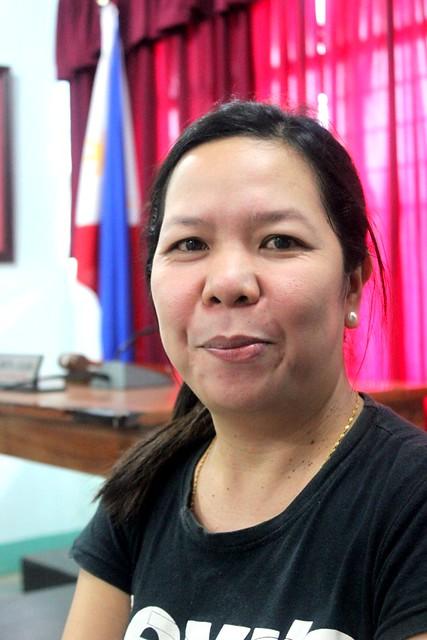 Connie C. Sy, Dao market vendor