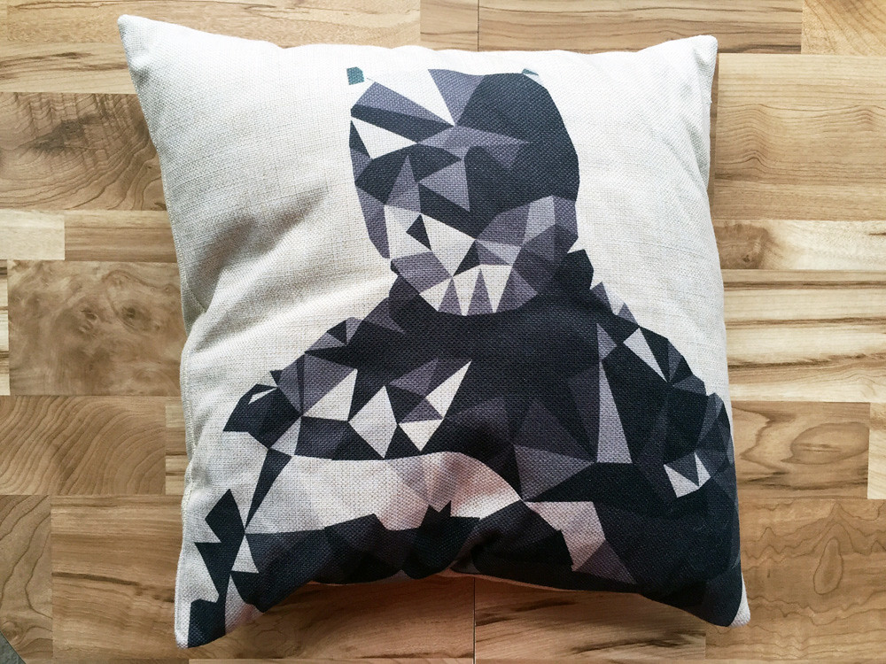 Batman sofa pillow cover