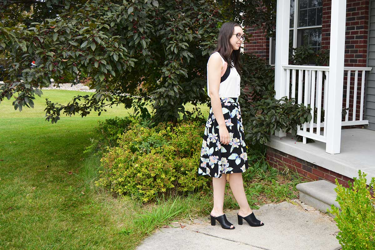 Style Cheat Sheet: Floral Skirts