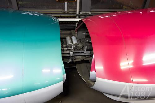 Shinkansen Disconnecting