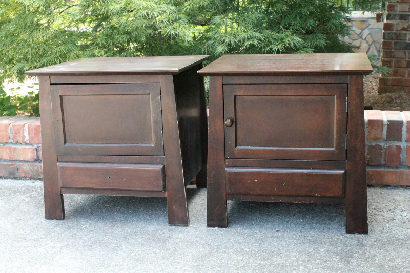 Nightstands, 2