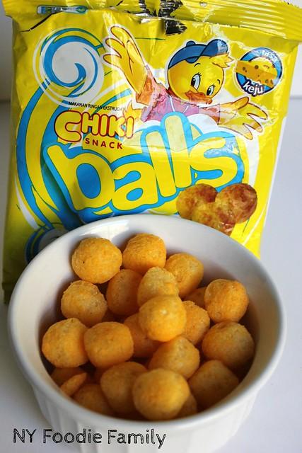 Chiki Snack Balls