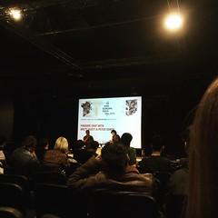 Brett Scott about hacking economy. Transeuropa Festival, Belgrade.