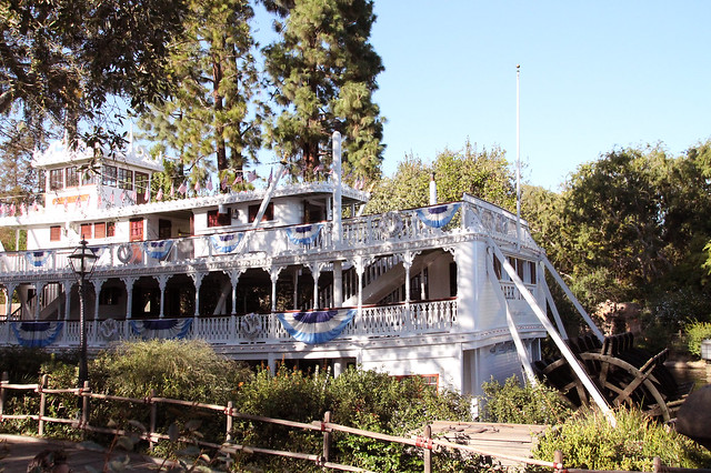 Mark Twain Riverboat