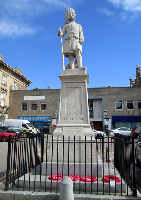 Egypt War Memorial, Inverness