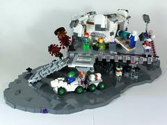 Shuttle Runs in the Fascini Cluster