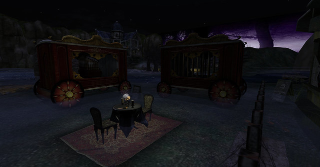 Pink Pearl Designs Haunted House