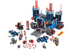 LEGO Nexo Knights 70317 - Fortrex
