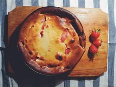 Gordon Ramsay's cheesecake