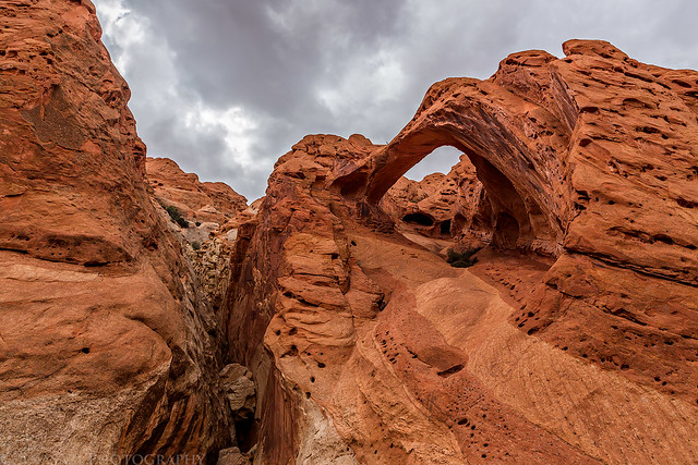 Saddle Arch
