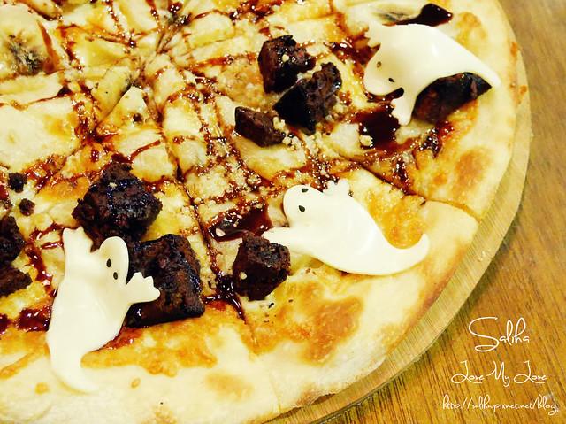 台北萬聖節可愛披薩推薦 (2)