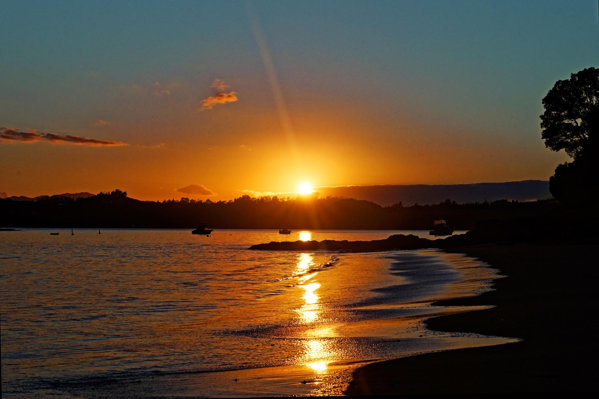 Sunrise Paihia