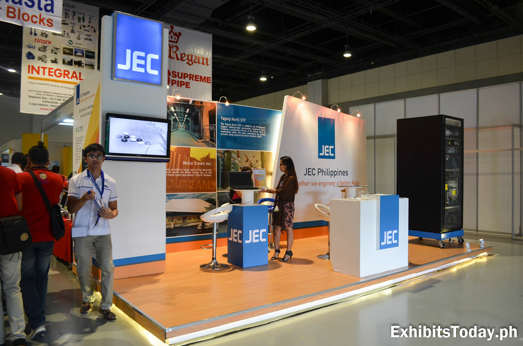 JEC Exhibit Stand