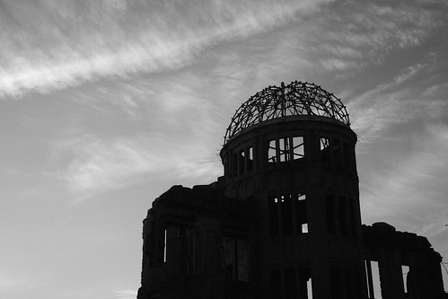 A-Bomb Dome at Hiroshima on OCT 28, 2015 (8)