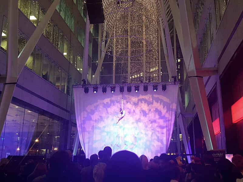 Toronto Circus School Brookfield Place