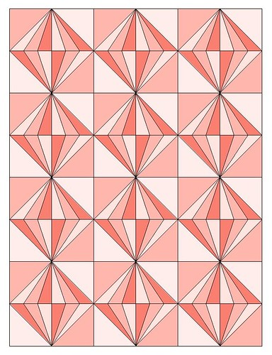 Gemstone Pink Lap Quilt-page-001