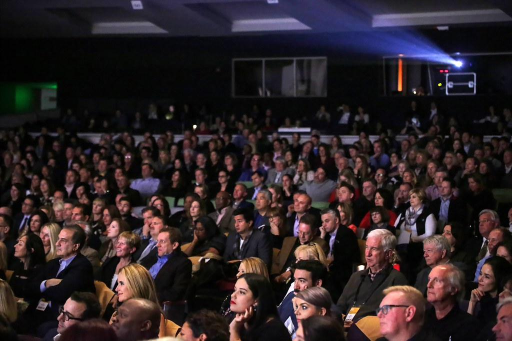 Audience at NVFF 2015