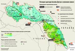 Потенциал адаптации бассейна Днестра к изменению климата / Dniester basin capacity to adapt to climate change