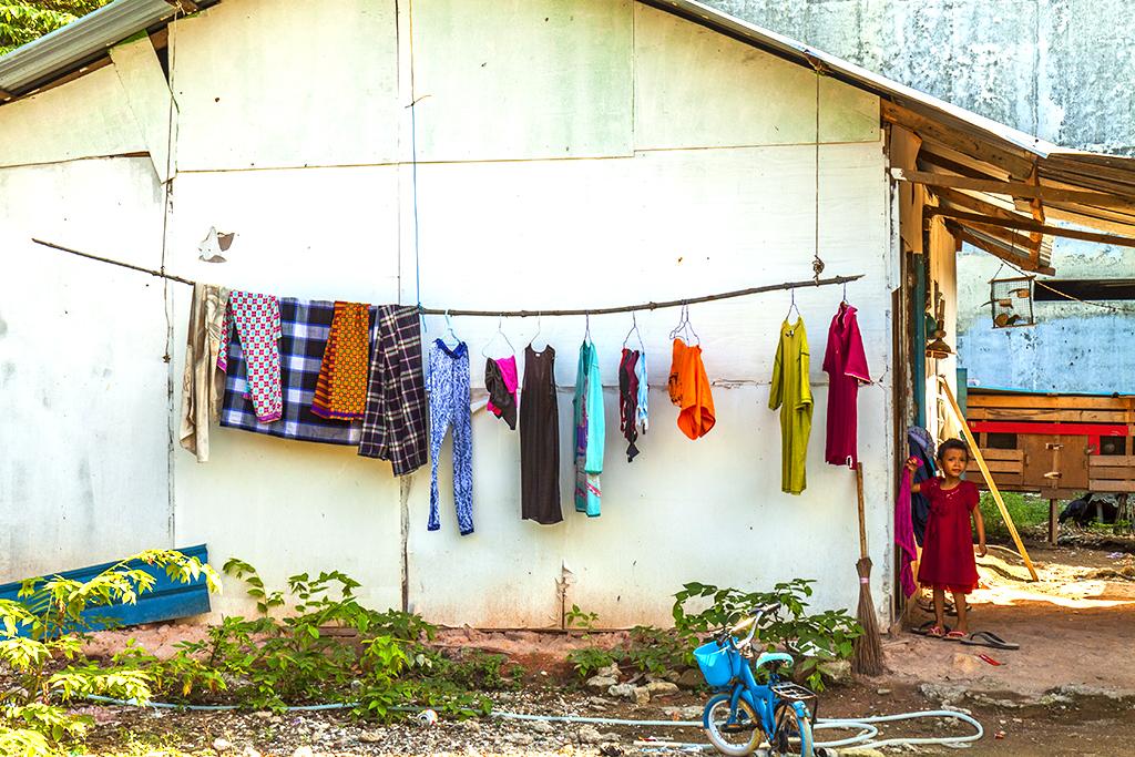 Shanty town--Batam