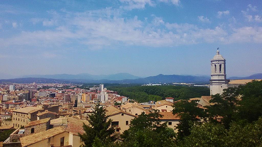 Vista su Girona!