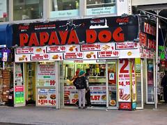 Papaya Dog, New York, NY
