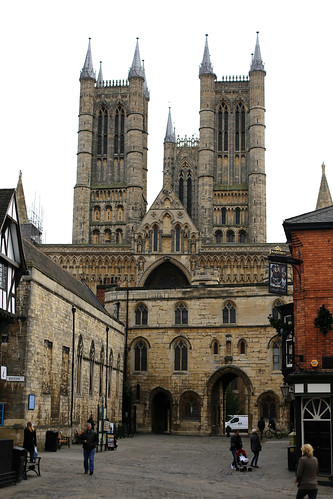 The Cathedral Church of the Blessed Virgin Mary of Lincoln, Lincoln