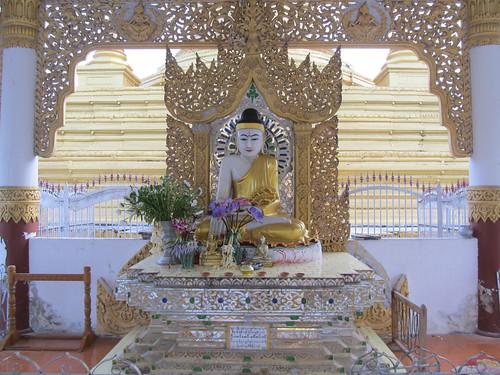 Mandalay: la pagode Kuthodaw